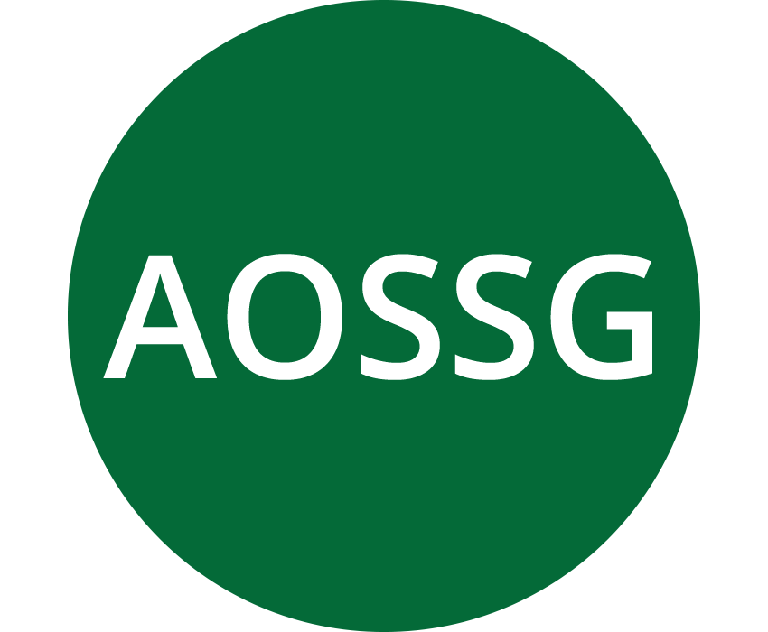 AOSSG (Asian-Oceanian Standard-Setters Group) (dk green)