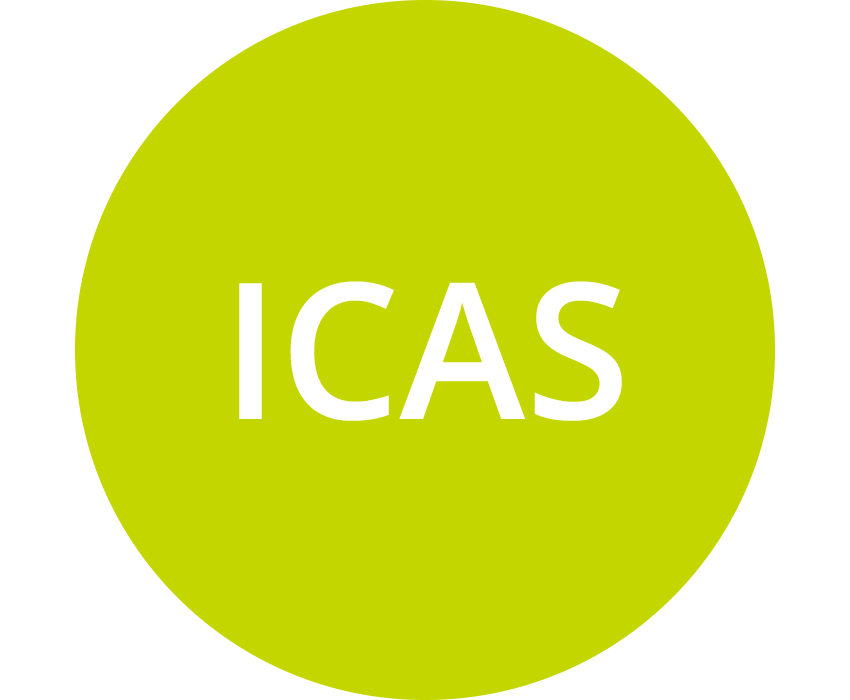 ICAS (Institute of Chartered Accountants of Scotland) (lt green)