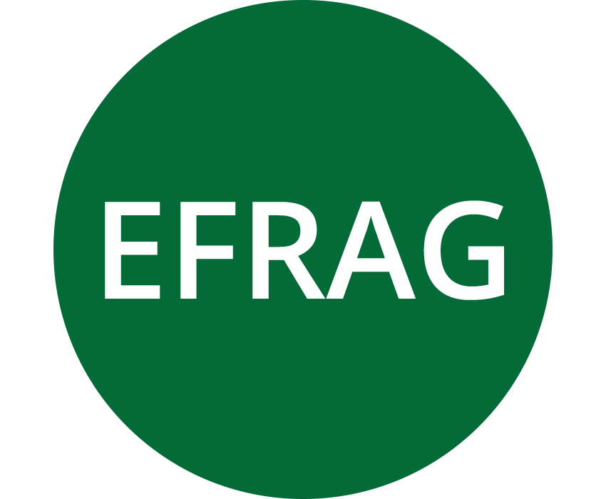 EFRAG (European Financial Reporting Advisory Group) (dk green)