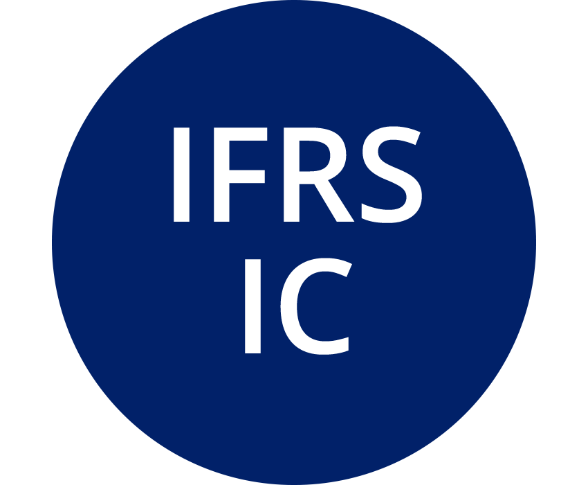 IFRS IC (IFRS Interpretations Committee) (blue)