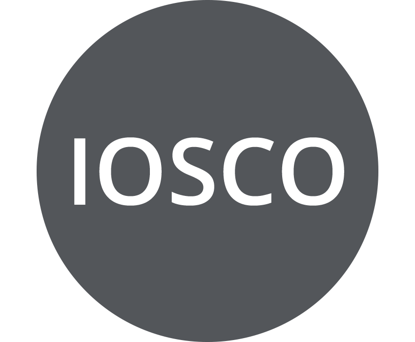 IOSCO (International Organization of Securities Commissions) (dark gray)