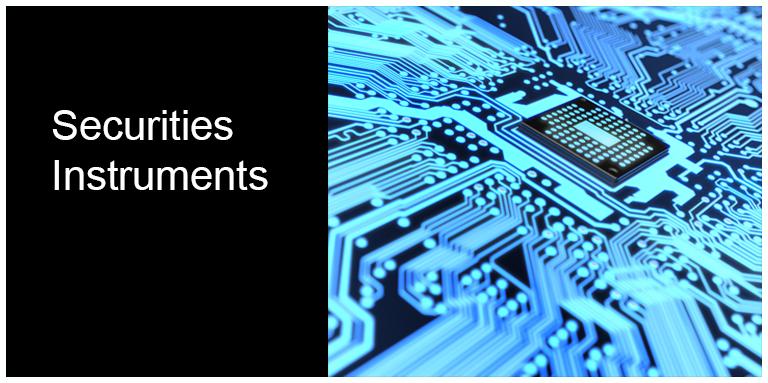 Securities Instruments