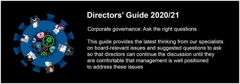 Directors' Guide 2020/21