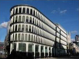 IASB office, Cannon Street, London