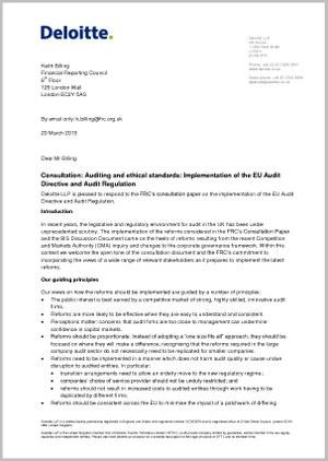 monitor deloitte cover letter