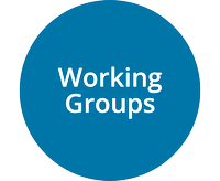 Working groups (mid blue)