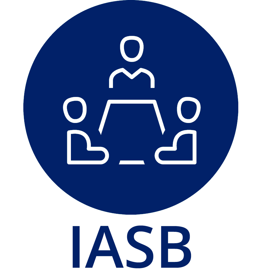 IASB meeting (blue)