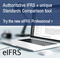 eIFRS Professional (sponsored link to IASB website)