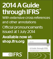 Green book available now (sponsored link to IASB website)