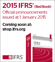 Red book available now (sponsored link to IASB website)