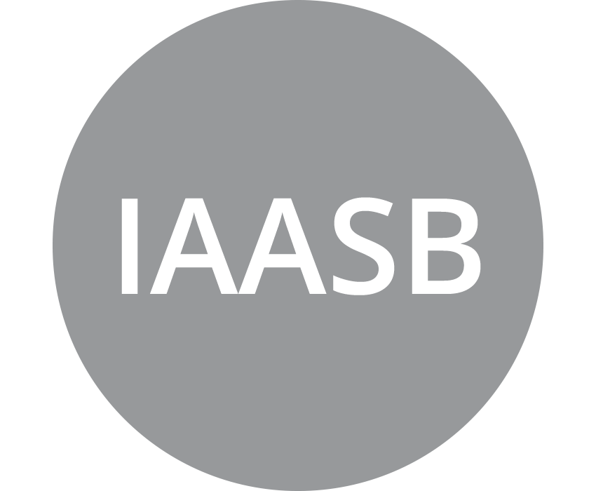 IAASB (International Auditing and Assurance Standards Board) (lt gray)