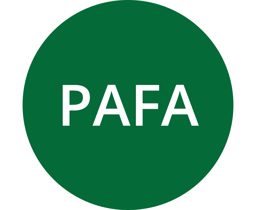PAFA (Pan African Federation of Accountants) (dk green)