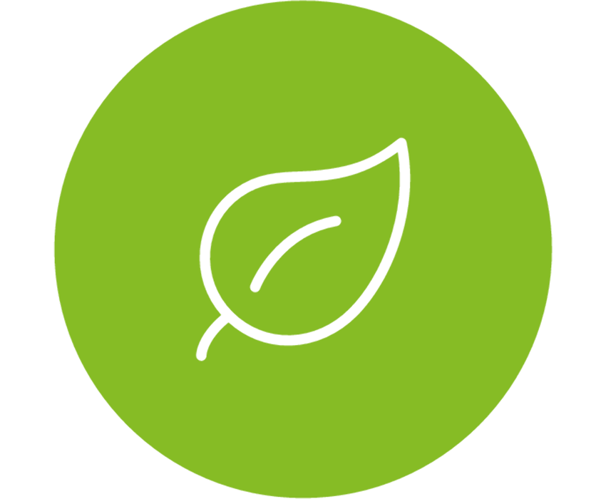 Leaf - sustainability (green)
