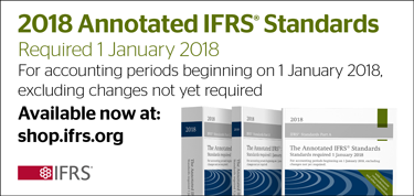 2018 Annotated IFRS Standards (sponsored link to IASB website)