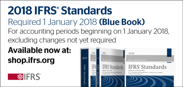 2018 IFRS Standards Required (sponsored link to IASB website)