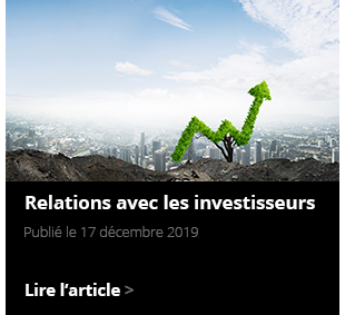 Investor relations small