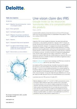 Une vision claire des IFRS